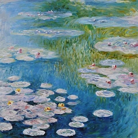 Tavla utav Monet