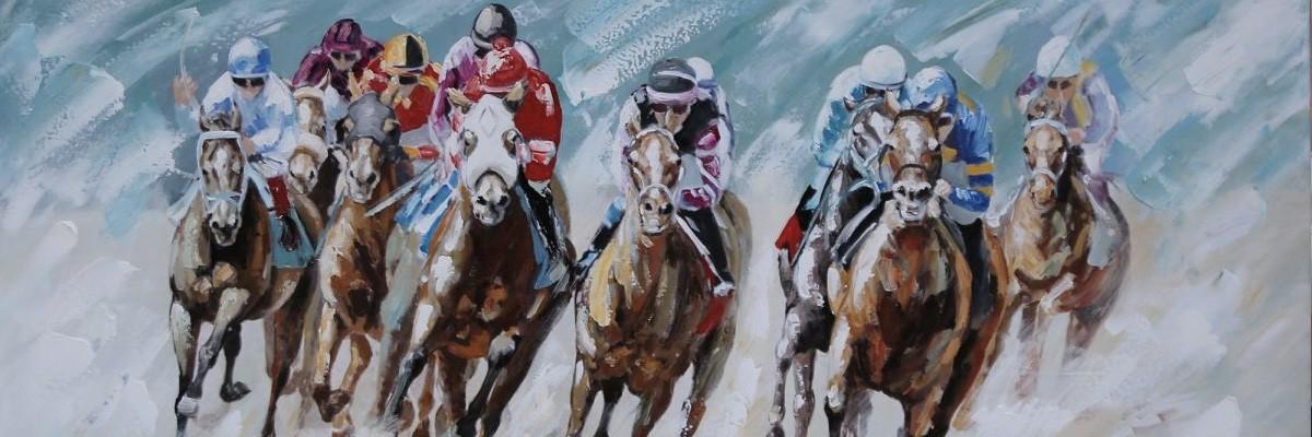 paintings sport